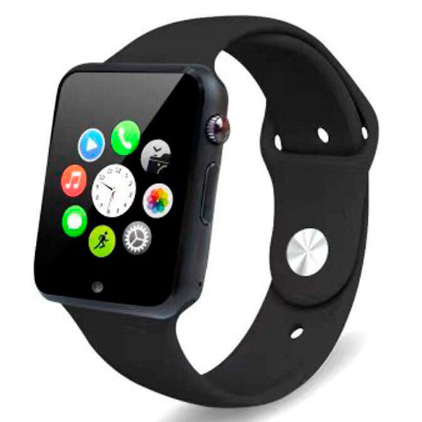 UWatch Умные смарт часы с сим-картой 2018 года Smart G11 5025 UWatch Black