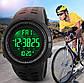 Skmei Мужские спортивные кварцевые часы Skmei Amigo Black 1267, фото 2