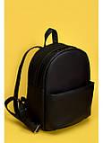 Женский рюкзак Sambag Este MB черный, фото 4