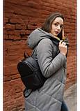 Женский рюкзак Sambag Este MB черный, фото 6