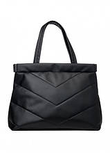 Сумка Sambag Shopper Tote 0RS чорний