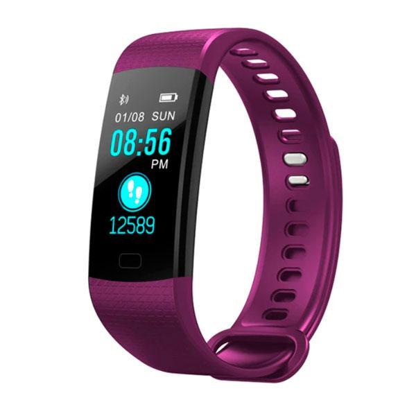 UWatch Фитнес-трекер Smart Pressure Purple