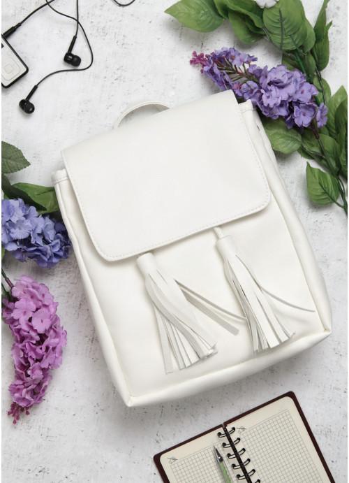 Рюкзак Sambag Loft SZNe белый