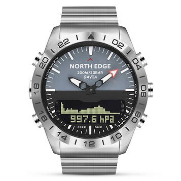 North Edge Мужские часы North Edge Gavia 20BAR