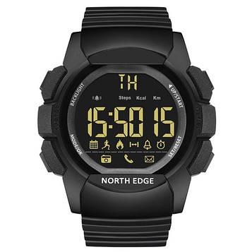 North Edge Смарт часы North Edge Combo 10BAR Black