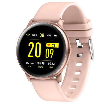 UWatch Фитнес-трекер UWatch Smart Love Pink 5150