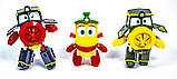Игрушка Robot Trains 6 героев BL1900 микс, фото 2