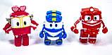 Игрушка Robot Trains 6 героев BL1900 микс, фото 3