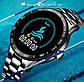 Lige Мужские часы Smart Lige Omega Black, фото 4