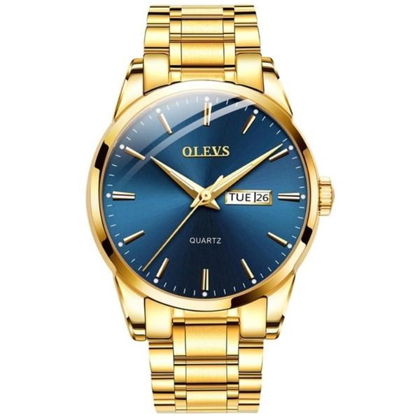 Olevs Мужские часы Olevs Gold Edition