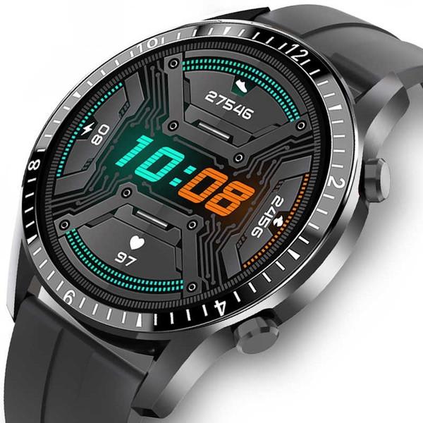 UWatch Смарт часы Smart Ambassador Black