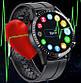 UWatch Смарт часы Smart Ambassador Black, фото 7
