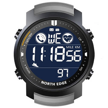 North Edge Мужские часы North Edge Laker 5BAR