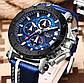 Lige Мужские часы Lige Bali Blue, фото 4
