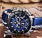 Lige Мужские часы Lige Bali Blue, фото 6