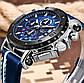 Lige Мужские часы Lige Bali Blue, фото 7