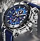 Lige Мужские часы Lige Bali Blue, фото 8