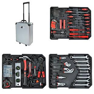 Ящик Набор инструментов Malatec 187 предметов в ящике