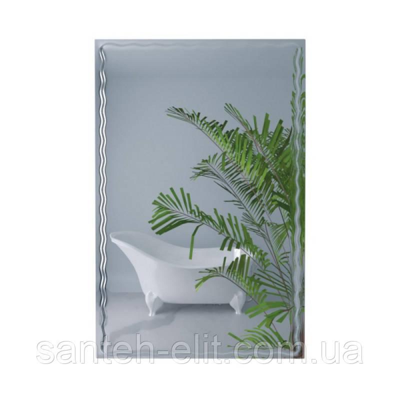 Зеркало Lidz (WHI)-140.07.12 600х450
