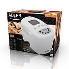 Хлебопечь Adler  мощность 850 Вт 12 программ, фото 6