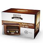 Ретро радиоприемник Camry CR 1103, фото 5