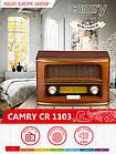 Ретро радиоприемник Camry CR 1103, фото 6