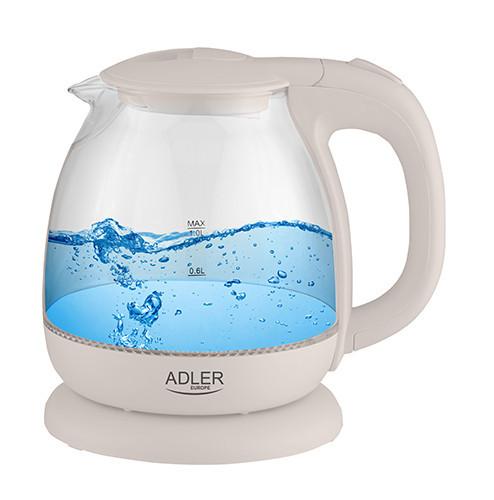 Чайник электрический Adler AD 1283C cappuccino