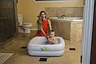 Бассейн детская ванна Bestway 86×86×25 см 51116, фото 3