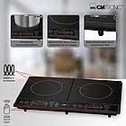 Индукционная двойная плита Clatronic DKI 3609 черный, фото 3