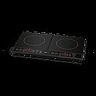 Индукционная двойная плита Clatronic DKI 3609 черный, фото 4