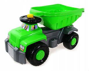 Детская машина Самосвал 2в1 от 3лет