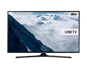 Телевізор Samsung UE55KU6050 (PQI 1300Гц, Ultra HD 4K, Smart, Wi-Fi, DVB-T2/S2)