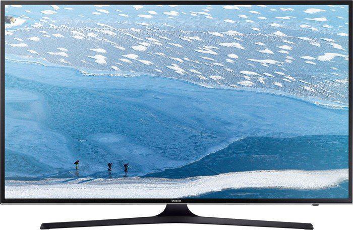 Телевізор Samsung UE55KU6079 (PQI 1300Гц, Ultra HD 4K, Smart, Wi-Fi, DVB-T2/S2)