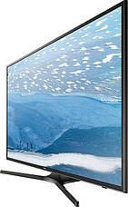 Телевізор Samsung UE55KU6079 (PQI 1300Гц, Ultra HD 4K, Smart, Wi-Fi, DVB-T2/S2), фото 3