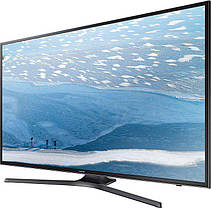 Телевізор Samsung UE55KU6079 (PQI 1300Гц, Ultra HD 4K, Smart, Wi-Fi, DVB-T2/S2), фото 2