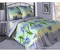 Полуторный комплект постельного белья ТМ Блакит (Белоруссия), Блаженство, поплин, лучшая цена!