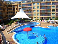 23 300 eur - 2-х комнатная квартира в к-се Pollo Resort
