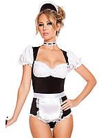 Женское белье горничная костюм