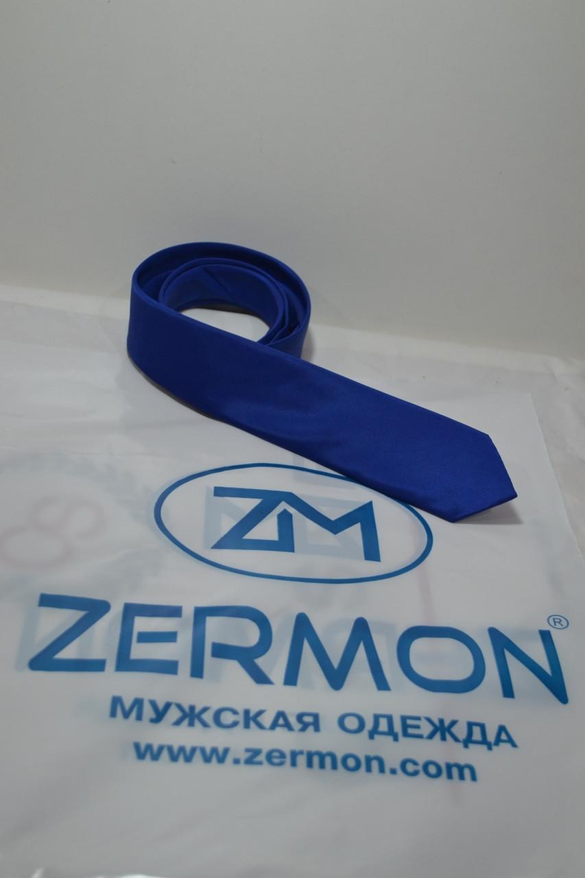 Узкий галстук ZERMON  (5,5cм)