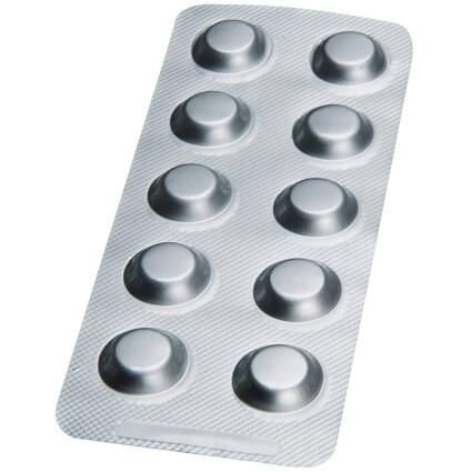 AquaDoctor Таблетки для измерения общей жесткости AquaDoctor Hardness total HR T (10 шт)