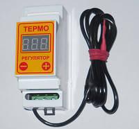 Цифровий терморегулятор ЦТР-2,електрообладнання для дому,відмінний якісний товар