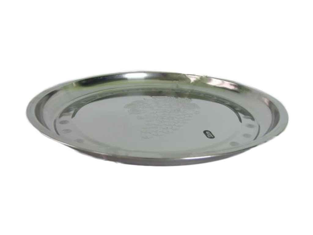 Піднос метал 32см Виноград VT6-15387 13544 ТМ VITOL