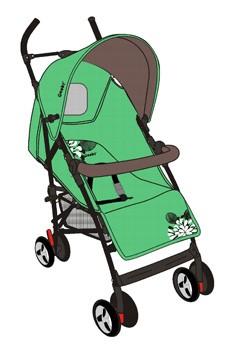 D209 детская коляска-трость