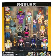 Герои Roblox Роблокс 24 фигурки, в коробке P 20051