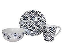 Набор посуды Interos 3 предмета (DW3-201)