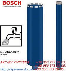 Алмазні свердлильні коронки Bosch для мокрого свердління