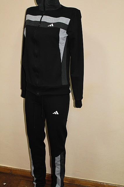 Спортивный костюм черный