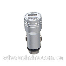 Авто Usb адаптер Hammer 2Usb 2.4 A SKL11-229277