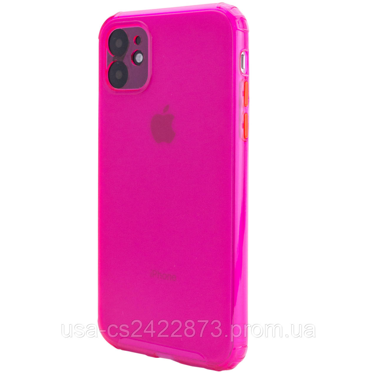 "TPU чехол Сolor matte для Apple iPhone 11 (6.1"")"