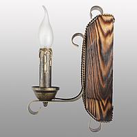 Бра настенное 1 свеча Е14 серии Ковка Свеча 670321